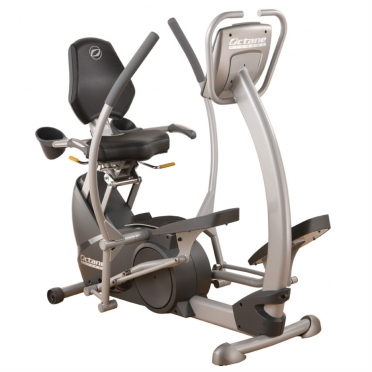 Octane Fitness Recumbent xR4ci xRide Deluxe Console with HR sensors