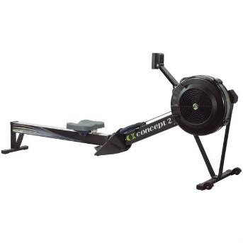 Concept2 model D PM5 display black Indoor Rower