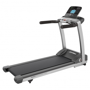 Life Fitness Treadmill T3 Track Console display