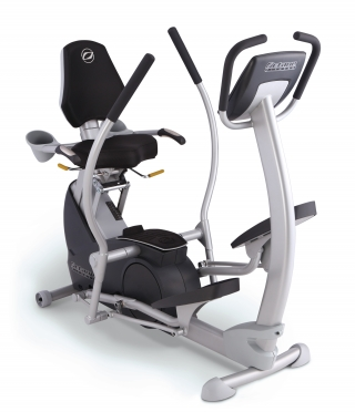 Octane Fitness Recumbent xR4ci xRide Deluxe Console with HR sensors Kopie