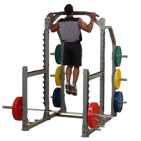 Body solid proclubline multi squat rack smr1000 online for Squat station