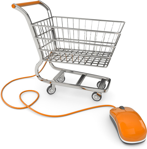 There are no products in your shopping cart
