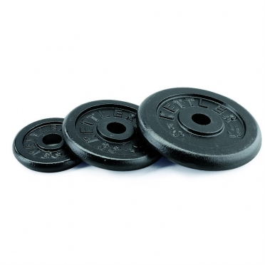 Kettler Cast-iron weight disk 2x1,25 kg 07371-710