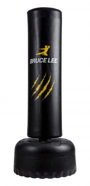 Bruce Lee Free standing punching bag