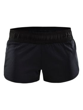 Craft Eaze jersey running shorts black women