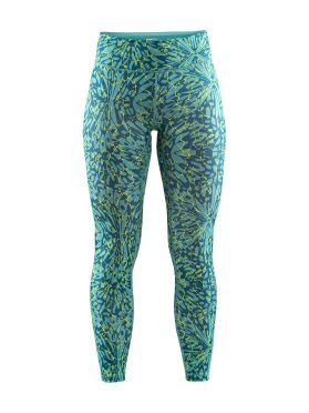 Craft Pulse tight galactic green women
