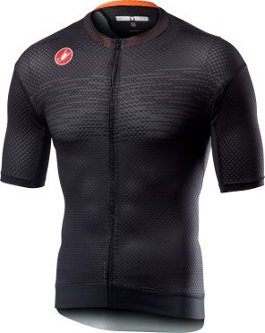 Castelli Insider short sleeve jersey black men