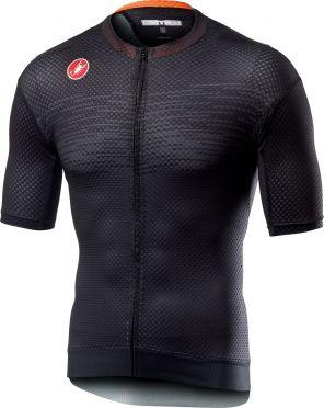 Castelli Insider short sleeve jersey black men