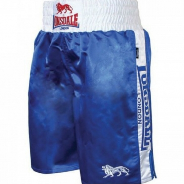 Lonsdale Trunk Large Logo Blue 402385