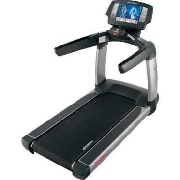 Life Fitness treadmill 95T Engage used