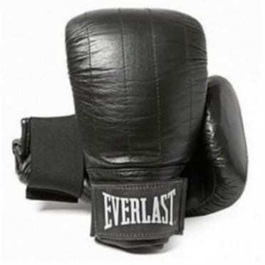 Everlast PU Boston Zakhandschoen Black