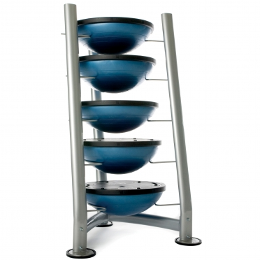 Bosu Ball Storage Rack (5 Bosu Balls)