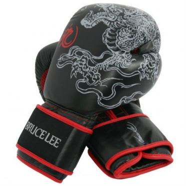 Bruce Lee Deluxe Boxing Gloves 14BLSBO001
