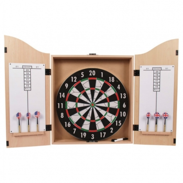 Buffalo Cabinet including board and darts 8461.000