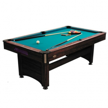 Buffalo Pool table Rosewood  7ft 6030.400