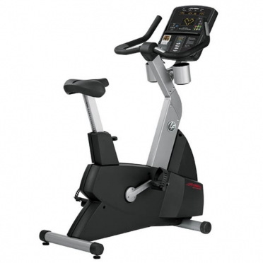 Life Fitness Exercise Bike Club Series Upright lifecycle (CSLU)