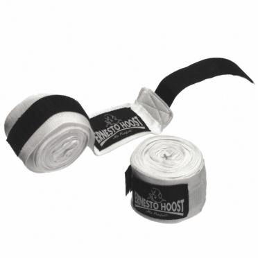Ernesto Hoost bandage white