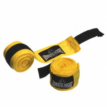 Ernesto Hoost bandage yellow