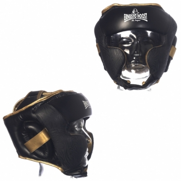 Ernesto Hoost Ultimate Golden Series head guard