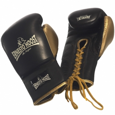 Ernesto Hoost Professional laced boxing gloves