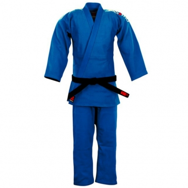 Essimo Judo Suit Ippon blue Slim Fit ESSJSISFB
