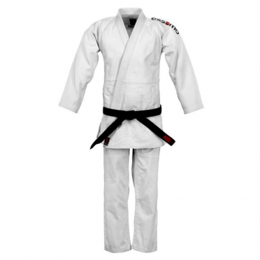 Essimo Judo Suit Ippon white Slim Fit ESSJSISF
