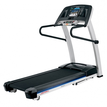 Life Fitness Treadmill F1 Smart demo