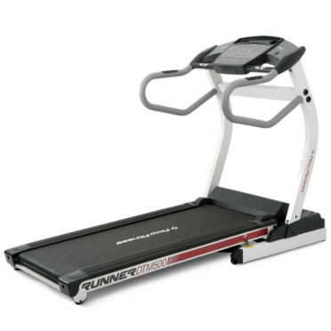 Flow Fitness treadmill Runner DTM500 model 2013 (FLO2327)