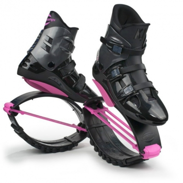 Kangoo Jumps XR3 Special Edition black pink