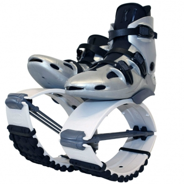 Kangoo Jumps XR3 White Edition white black