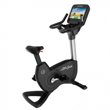 LifeFitness Upright Bike Platinum Club Series Discover SE WIFI PCSCE