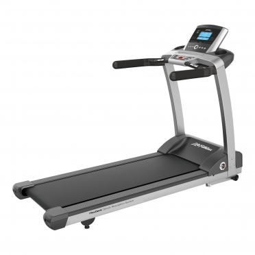 Life Fitness Treadmill T3 Go Console display (DEMO)