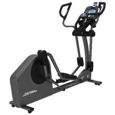 Life Fitness Elliptical crosstrainer X3 Track Console display