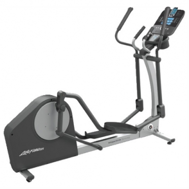 Life Fitness Elliptical crosstrainer X1 Track Console display