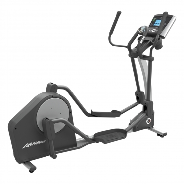 Life Fitness Elliptical crosstrainer X3 Go Console display