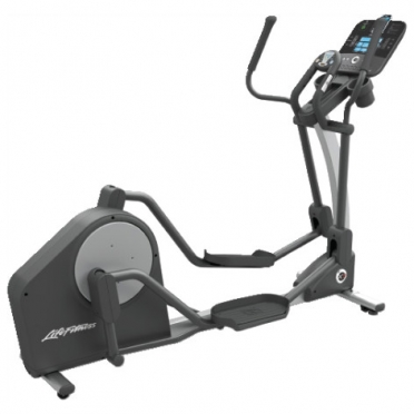 Life Fitness Elliptical crosstrainer X3 Track Console display (DEMO)