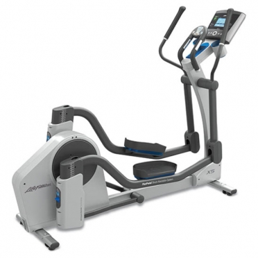 Life Fitness Elliptical crosstrainer X5 Go Console display