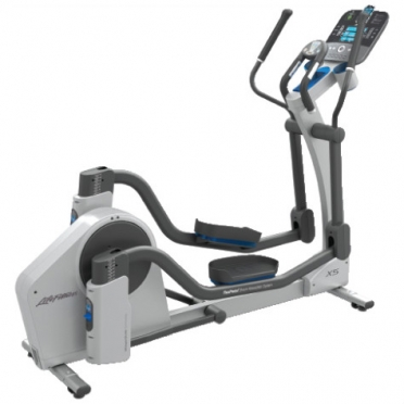 Life Fitness Elliptical crosstrainer X5 Track Console display