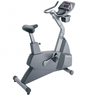 Life Fitness exercise bike 93C used
