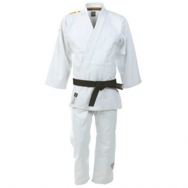Nihon judo/jiu jitsu suit competition GI white