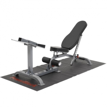 PowerBlock Folding Bench and stand for Sport Series