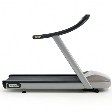 TechnoGym treadmill Jog Now Excite+ 700 Visioweb silver used