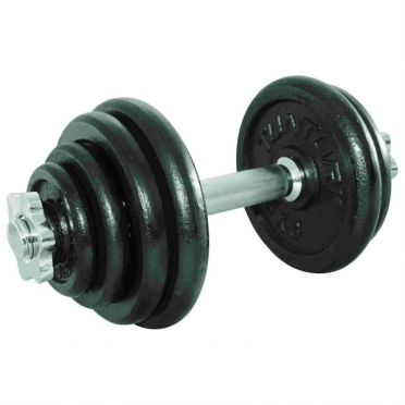 Tunturi Adjustable Dumbbell Set 15 kg 2 SETS (14TUSCL235)