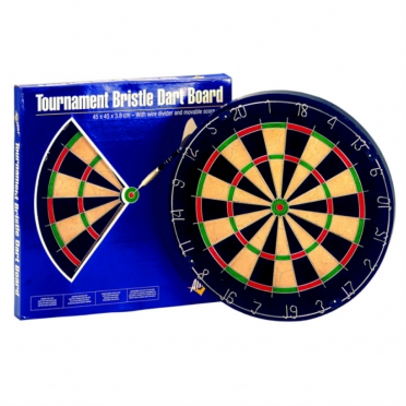 Tunturi Dartboard Bristle 'Tournament Pro' 08BRSGA033