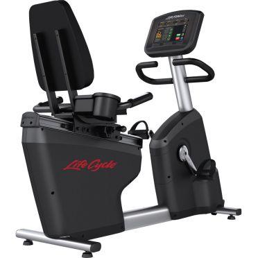 Life Fitness professional recumbent bike Activate Series