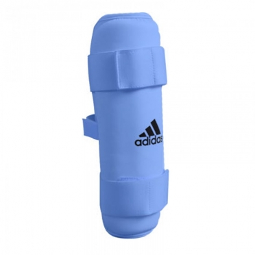 Adidas karate shinguards blue