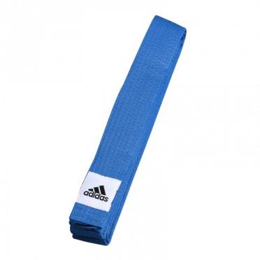 Adidas budo belt club blue
