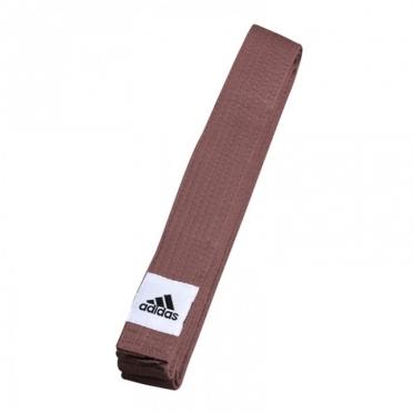 Adidas budo belt club brown