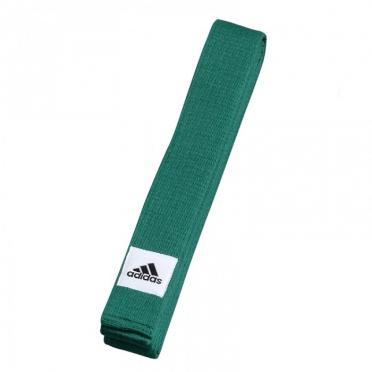 Adidas budo belt club green
