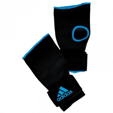 Adidas Inner Gloves With Lining black/blue
